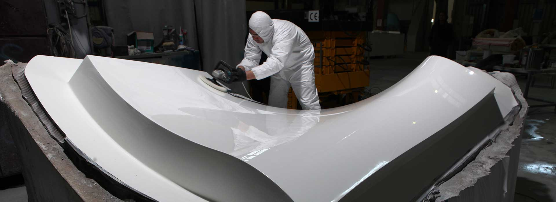 Connecting Composites - Tooling - © METYX Composites